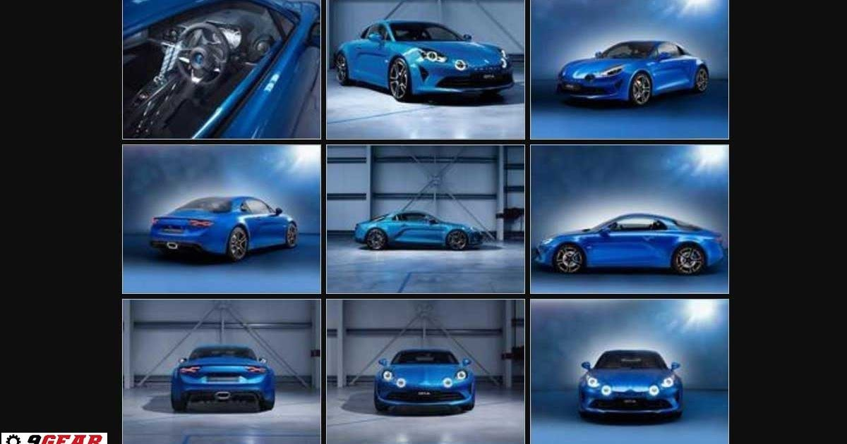2018 renault alpine a110.  2018 car reviews  new pictures for 2017 2018 alpine a110 18litre  4cylinder turbocharged 252hp throughout 2018 renault alpine a110