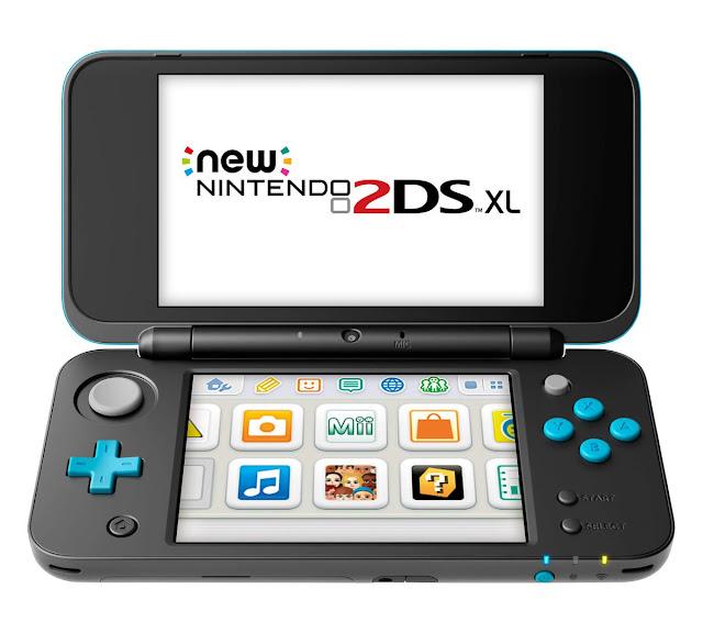 A Nintendo revelou o inesperado novo Nintendo 2DS XL ontem à noite, um elegante console portátil
