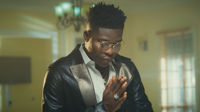 "Reekado Banks – ""Blessings On Me"" [Video]"