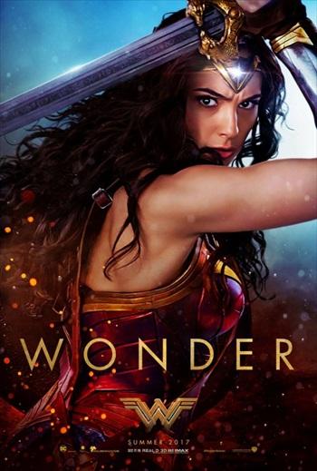 Wonder Woman 2017 English 480p WEB-DL 400MB
