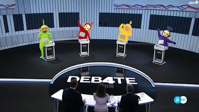 Memes debate a cuatro 13J