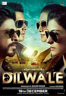 dilwale movie mistakes