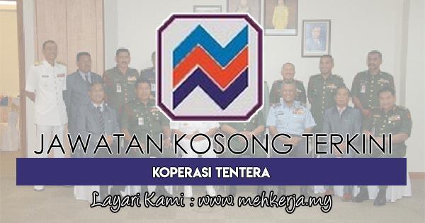 Jawatan Kosong Terkini 2017 di Koperasi Angkatan Tentera Malaysia Berhad