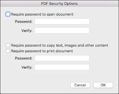 create pdf document mac
