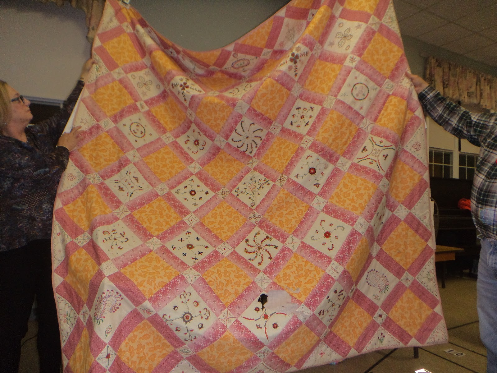 Elm City Quilters' Guild: November Meeting : old city quilts - Adamdwight.com