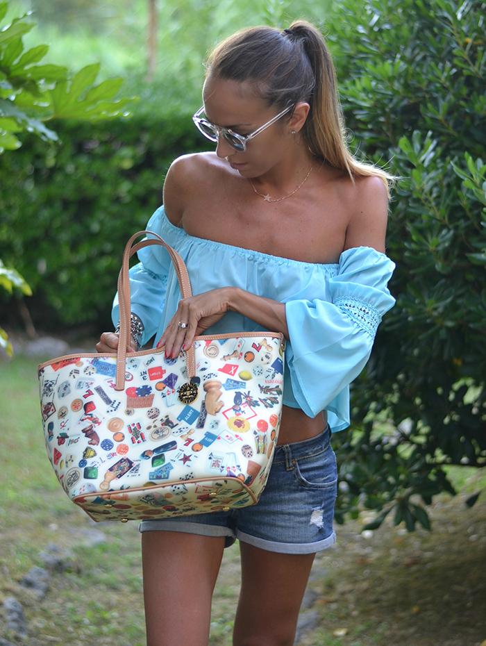 shopping bag divo diva