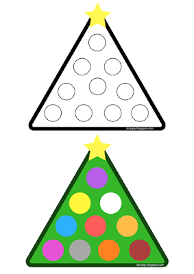 Christmas Trees - vocabulary and grammar tasks