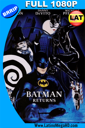 Batman Vuelve (1992) Latino Full HD 1080P ()