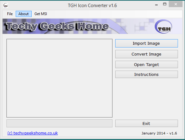 TGH Icon Converter v1.5 Released 2