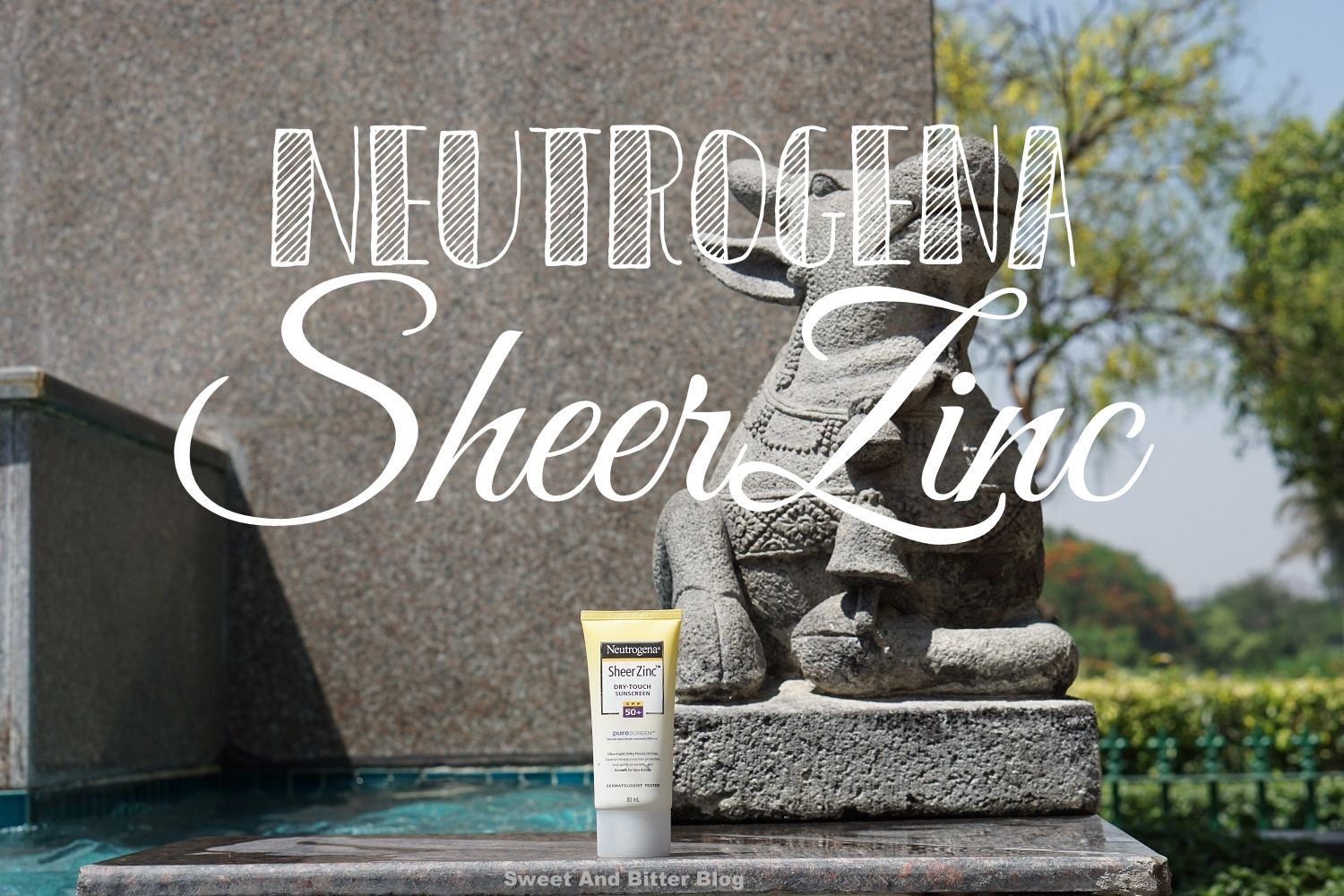 Neutrogena Sheer Zinc Dry Touch Sunscreen SPF50+ PA+++