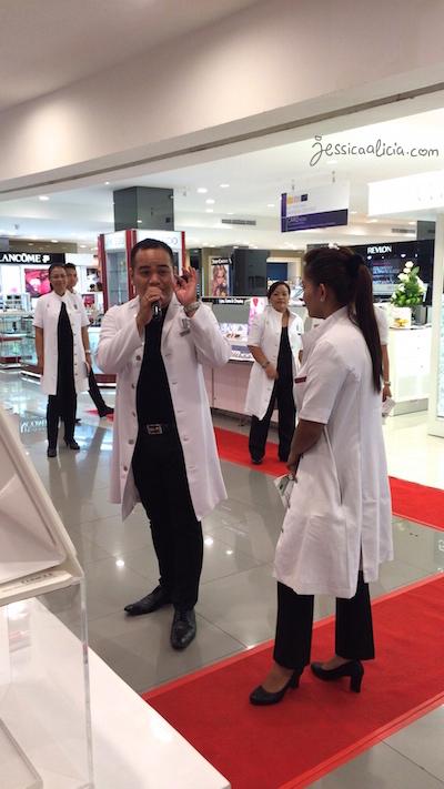 Event Report : Clinique Indonesia at Centro, Bali by Jessica Alicia