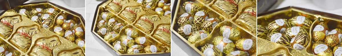 Easter bunny wears Animal Print Easter bunnies basket