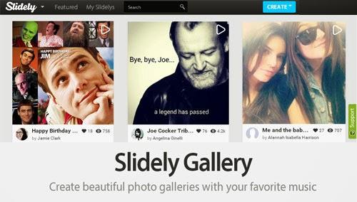Tempat Membuat Video Slideshow Foto Online