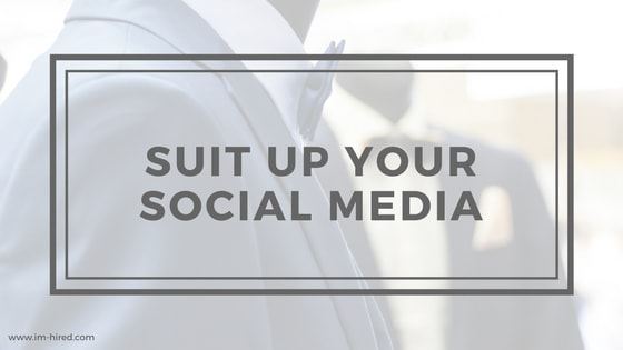 Suit up your Social Media - Put your Social Media To A Better Use