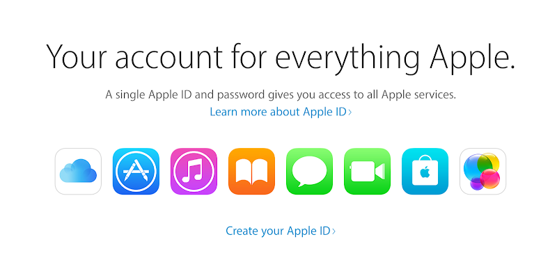Deactivate Apple ID