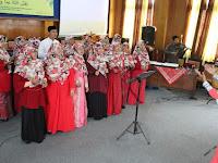 Meski Baru Sebulan, Group Mansa Voice Senior Yogyakarta Tampil Memukau