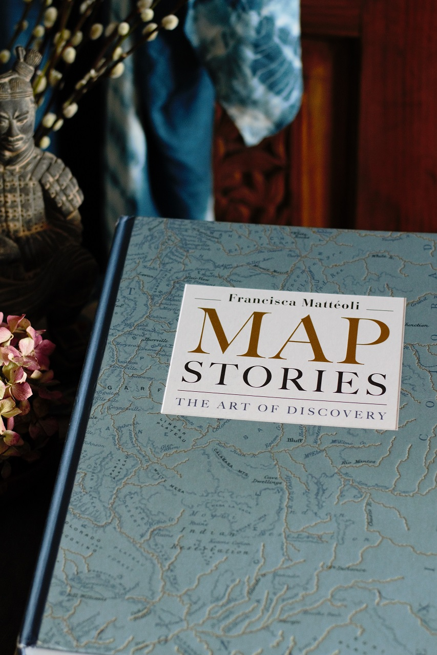 Map Stories by Francisca Mattéoli · Lisa Hjalt