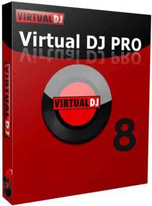 Atomix VirtualDJ Pro Infinity 8.3.4514 poster box cover
