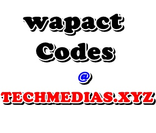 [Wapact Tutorial] Advance Registration Code For Wapact Site