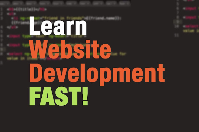 Web Development - HTML - The Structure of any Website - FULL