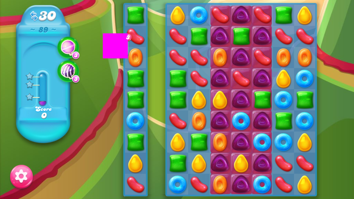Candy Crush Jelly Saga 89