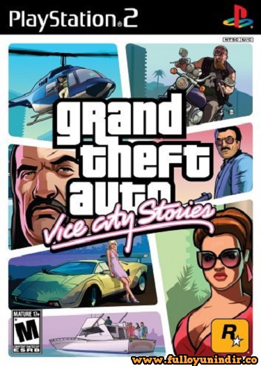 Grand Theft Auto - Vice City Stories ps 2