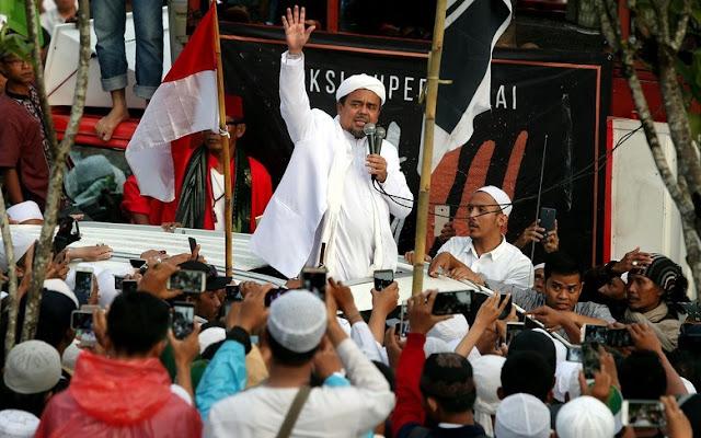 Optimisme Pencapresan Habib Rizieq Meski Fakta Survei Nol Koma