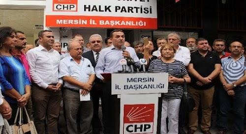 CHP'lilerden, Çevre Düzeni Planı'na 'Akkuyu' Tepkisi