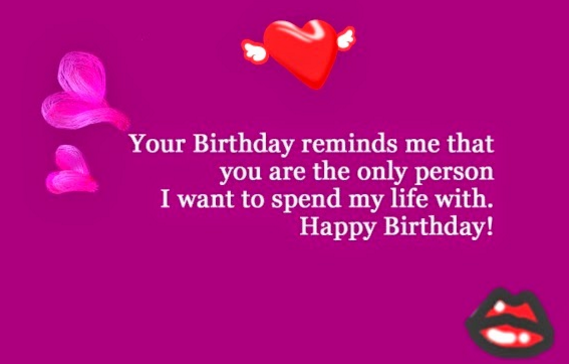 Happy Birthday Quotes for Boyfriend on Instagram