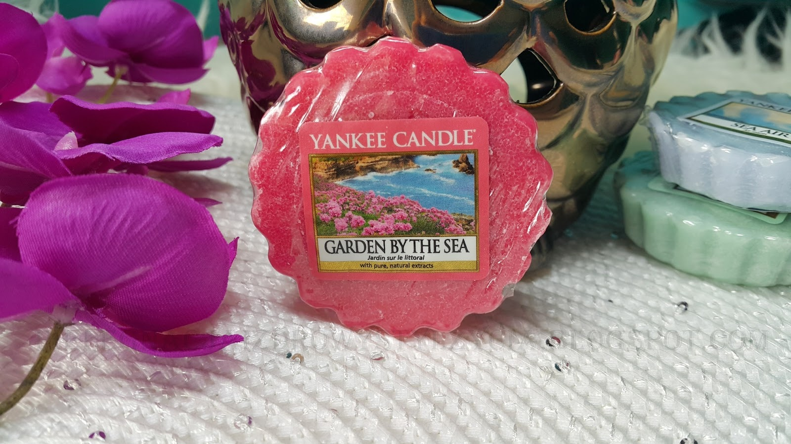 Garden by the Sea Yankee Candle