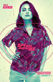 The Spy Who Dumped Me - Poster & Trailer