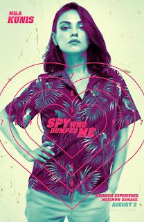 Crítica - The Spy Who Dumped Me (2018)