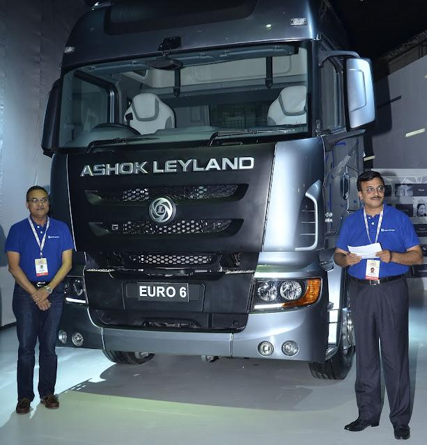 Ashok Leyland Euro 6