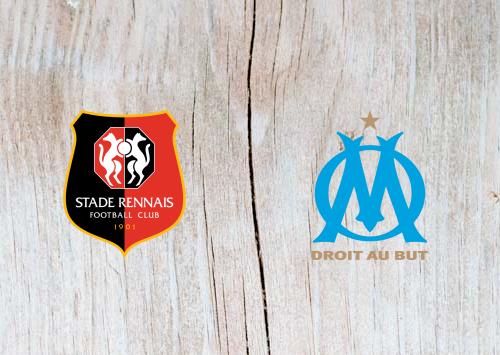 Rennes vs Marseille - Highlights 24 February 2019