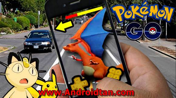 Download Pokemon GO Mod Apk v0.51.0 (Support Jelly Bean) Terbaru 2017 Free