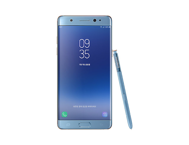 Samsung Galaxy Note FE Specifications - Inetversal