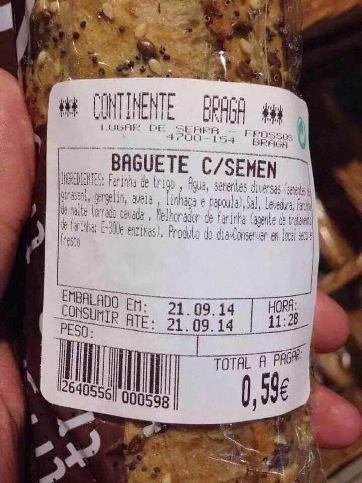 17 produtos bizarros encontrados em supermercados