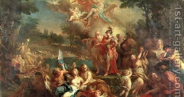 Greek Mythology - The Elysian Fields ~ HellasFrappe