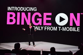 Introducing Binge On - Only From T-Mobile