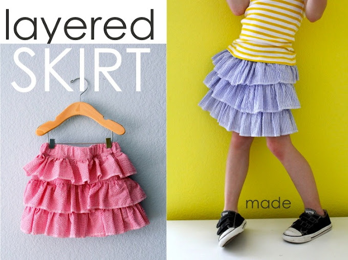 9 Diy Spring Outfits For Kids The Weekly Round Up The