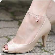simple anklets online in Argentina