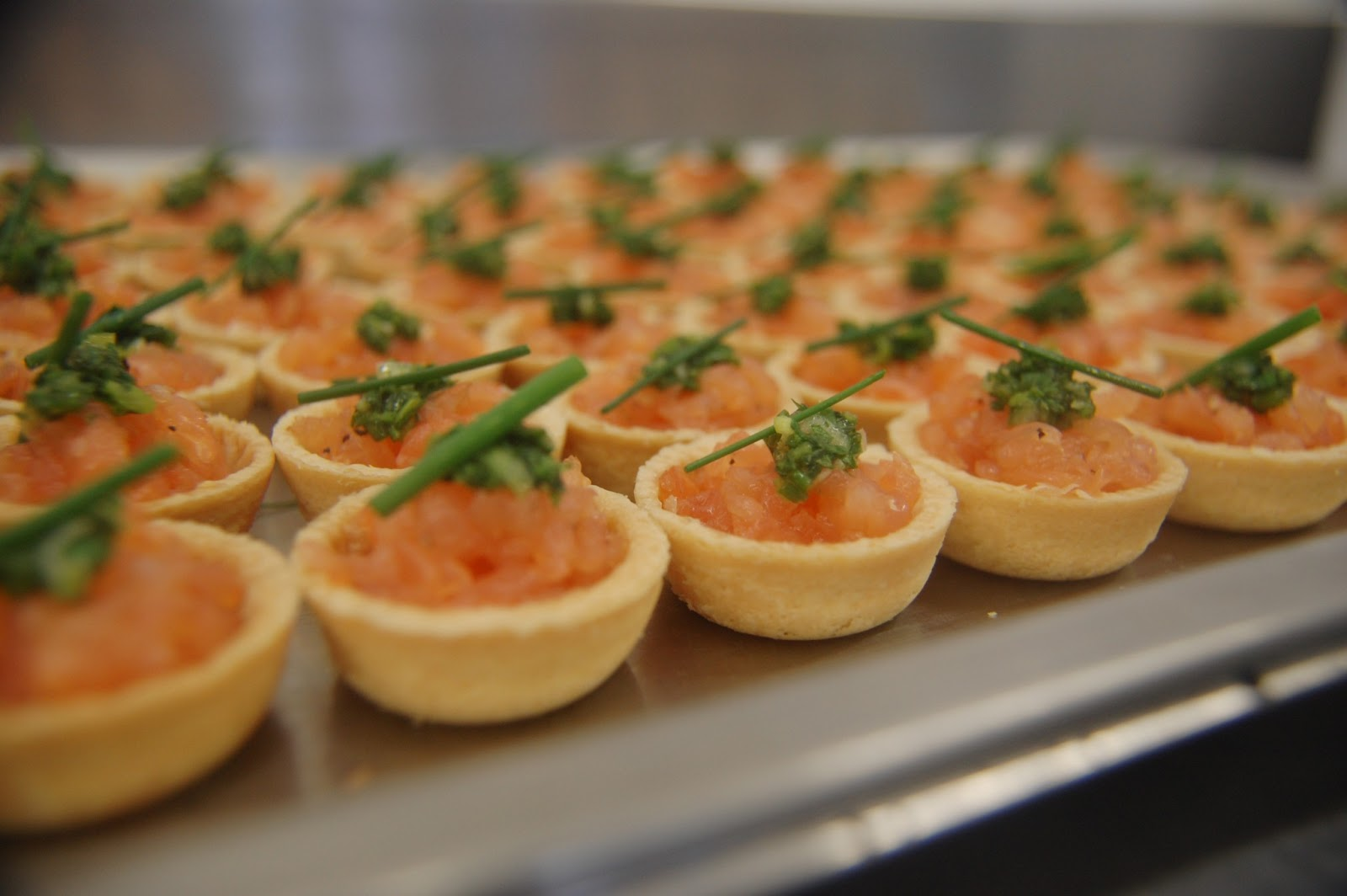 Canapee Weddings At Powerscourt House Canapes And Starters