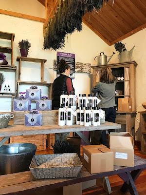 Pelindaba Lavender Farm Store