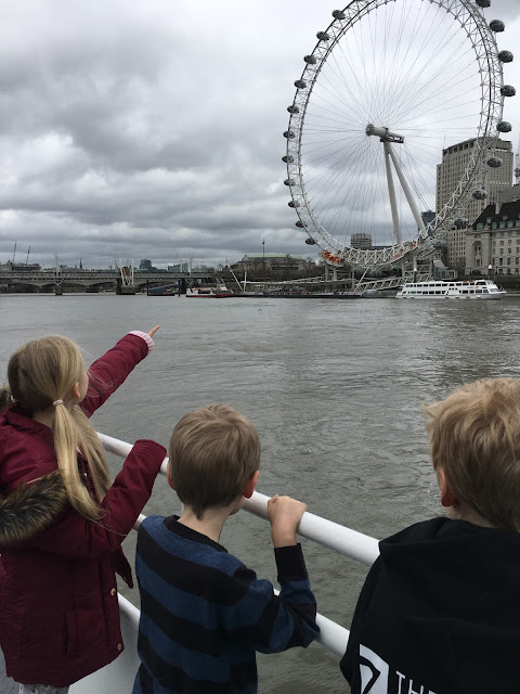 London Eye, Thames River Cruise #review