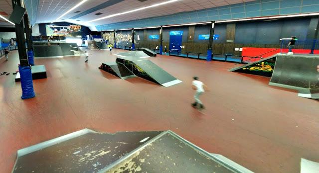 skate park dijon
