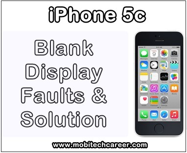how to fix, solve, repair iPhone 3G blank display screen touch, no show display, display screen not working, black screen, half screen, problems, faults, jumper ways solution