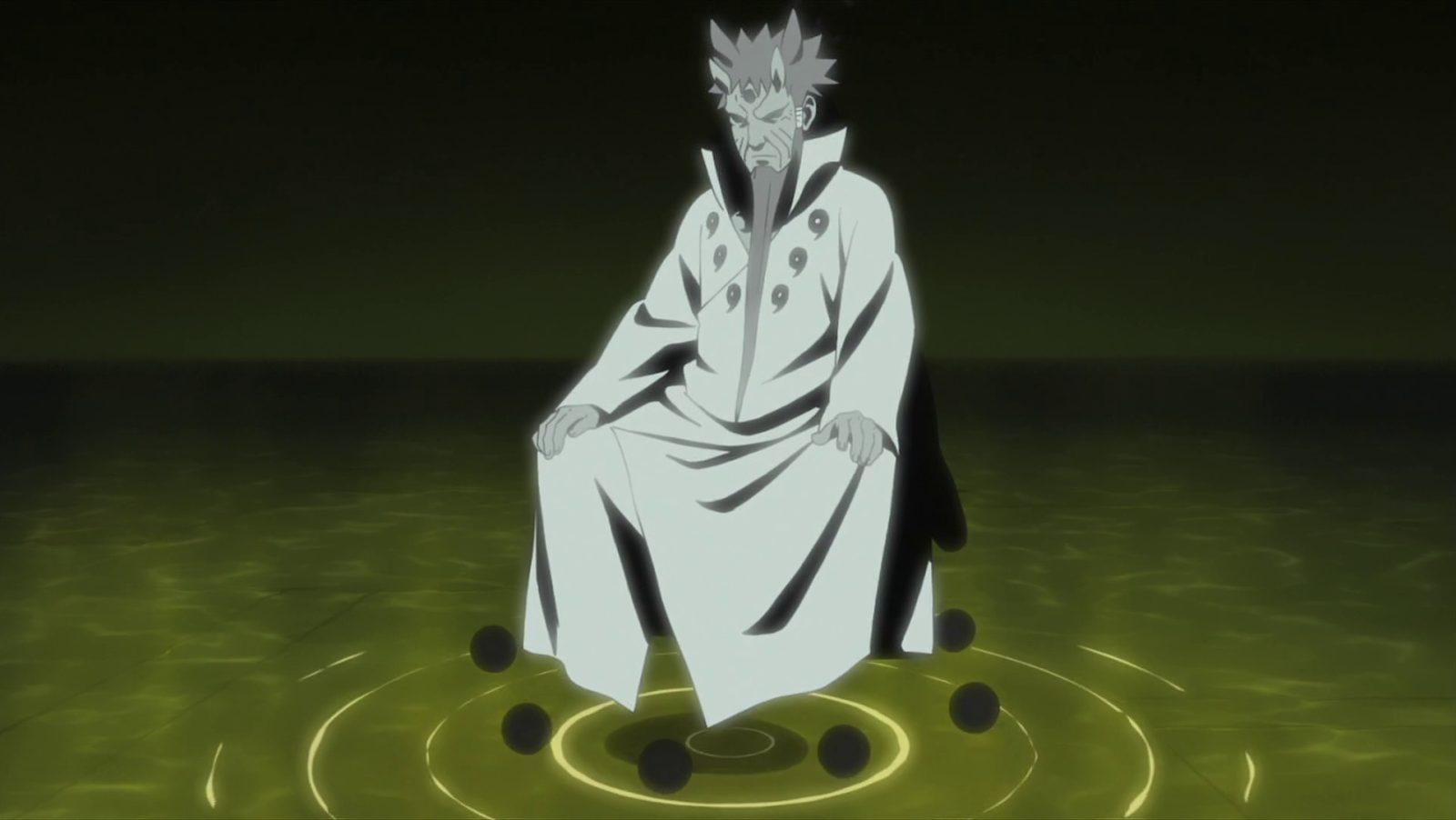 Self-Prison Reality : Naruto and Witchcraft