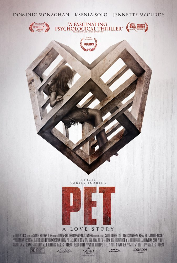 Pet (2016) Subtitle Indonesia – WEB-DL 720p