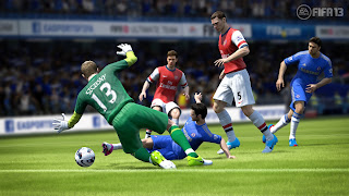 FIFA 12 pc game wallpapers|screenshots|images