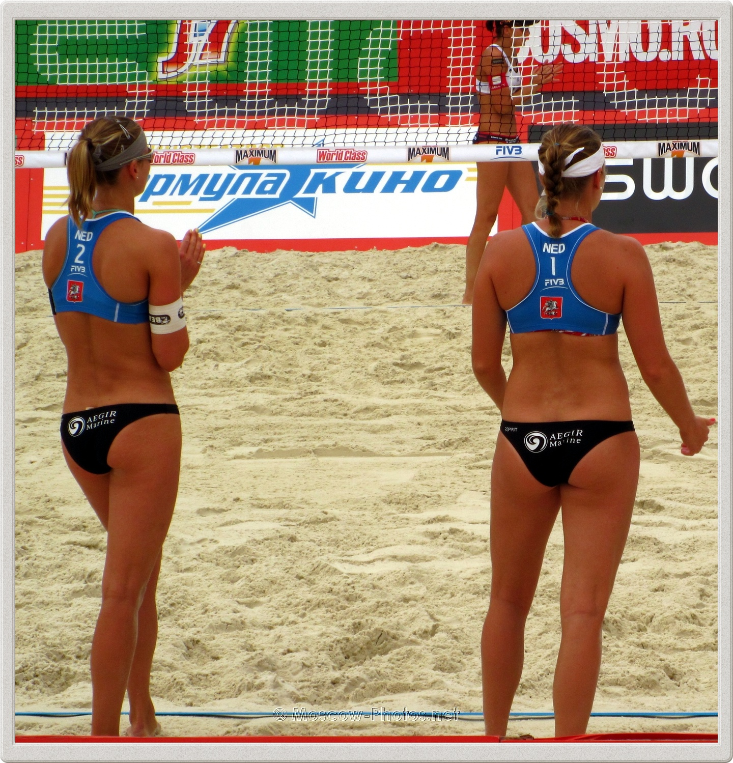 Dutch Beach Volleyball Team